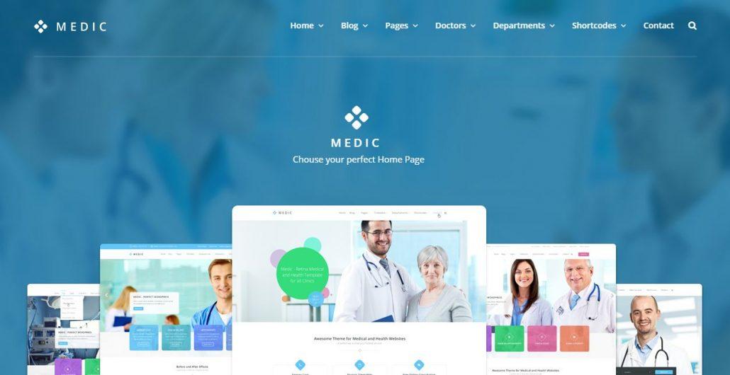 medic -health-medical-wordpress-theme
