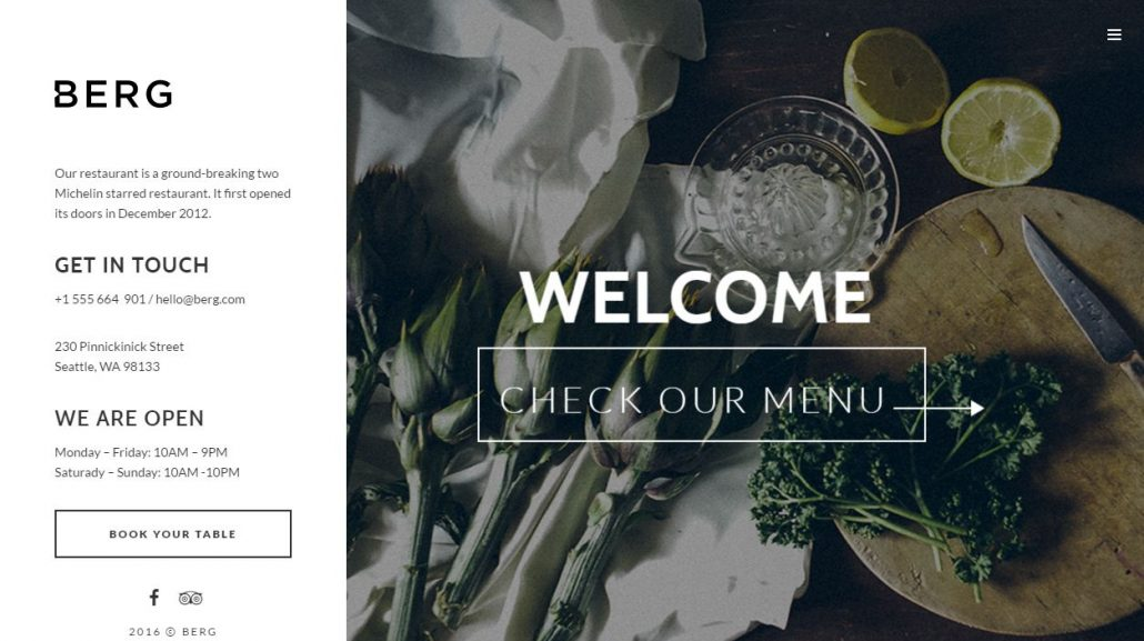 berg-restaurant-wordpress-theme