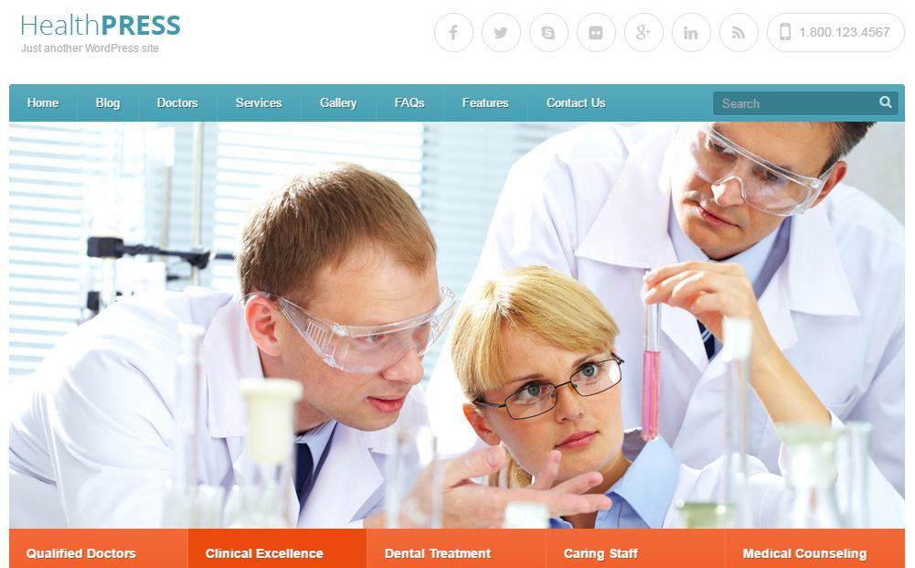 health-press-health-medical-wordpress-theme
