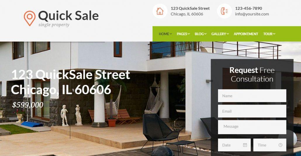 quick-sale-real-estate-wordpress-theme