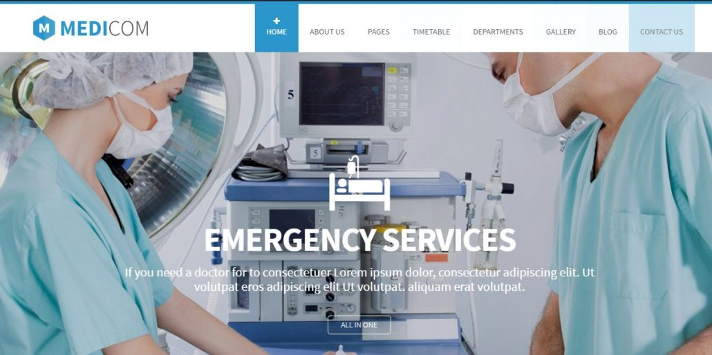 medicom-health-medical-wordpress-theme