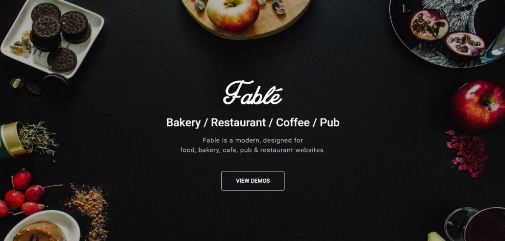 fable-restaurant-wordpress-theme