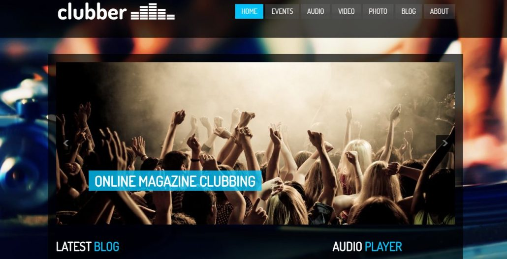 clubber-wordpress-theme-music-artists-bands-clubs