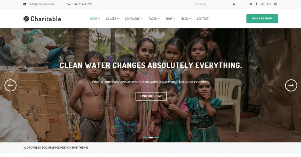 Charitable-charity-wordpress-theme