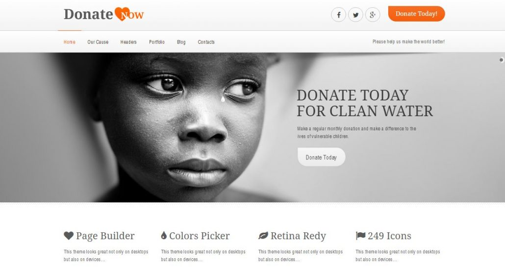donatenow-charity-wordpress-blog