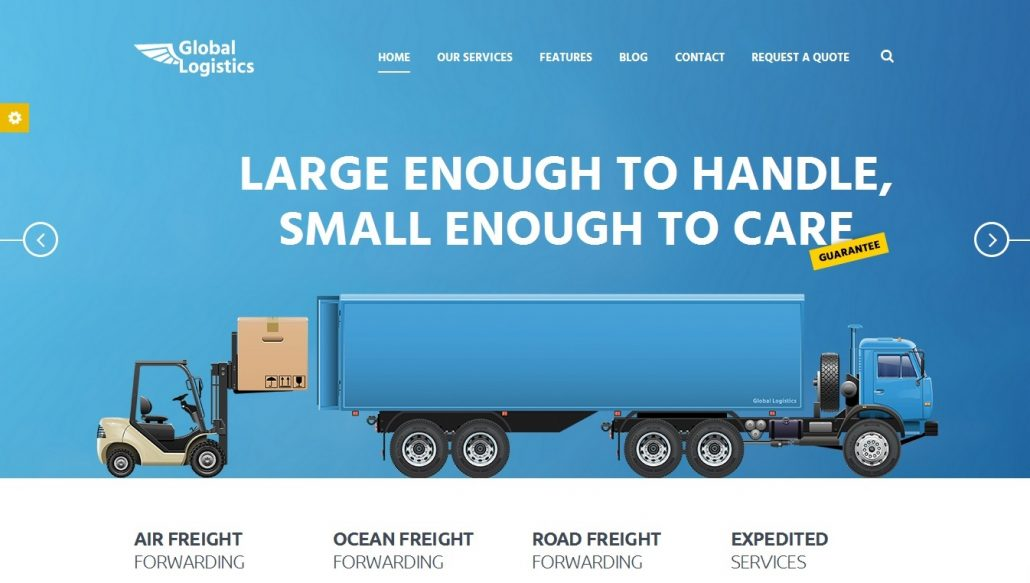 global-logistics-logistics-wordpress-theme