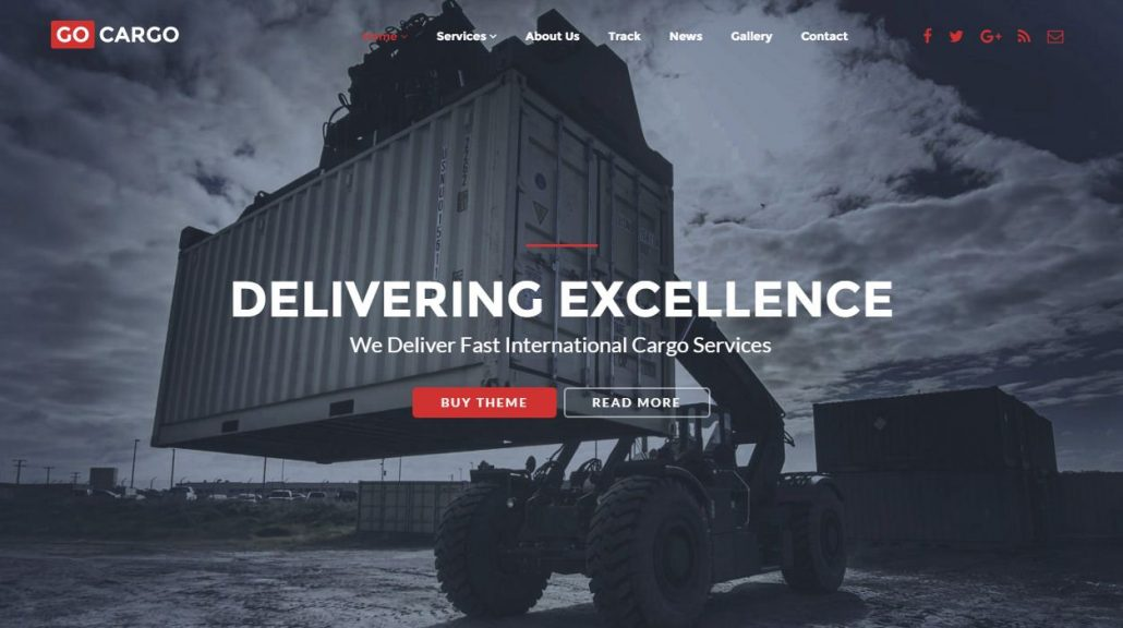 gocargo-logistics-wordpress-theme