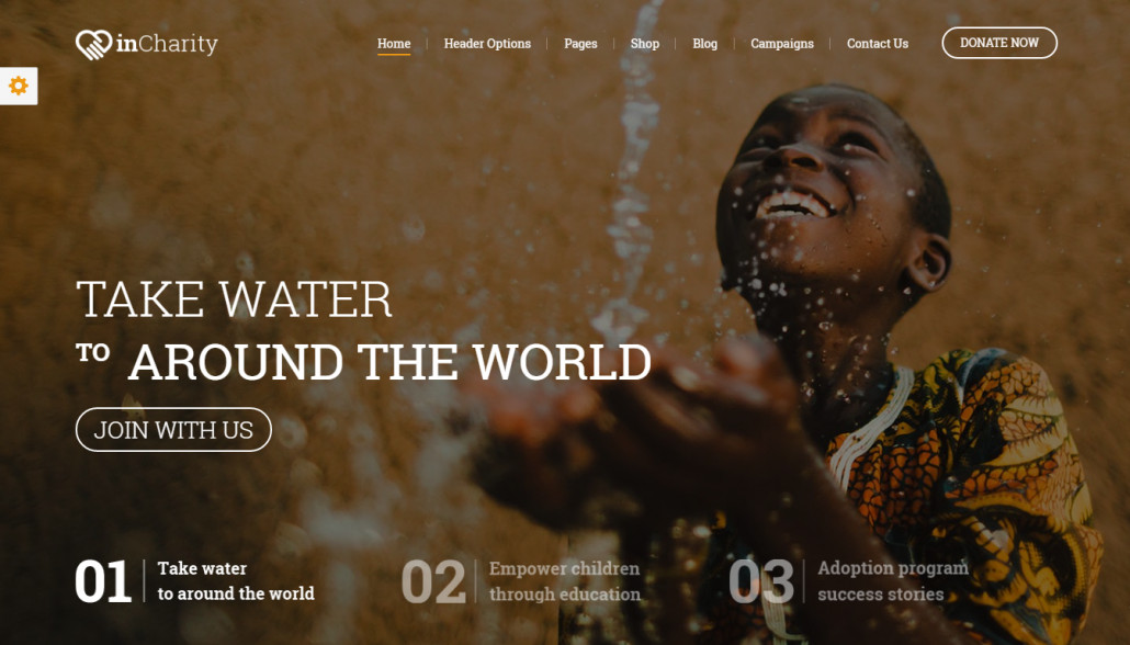 InCharity-charity-wordpress-theme