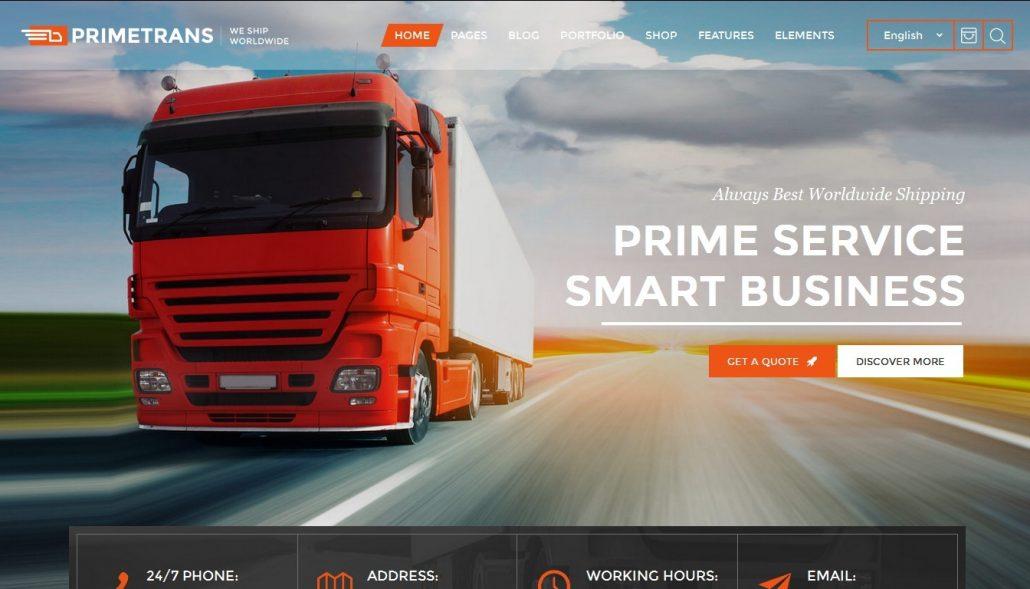 primetrans-logistics-wordpress-theme