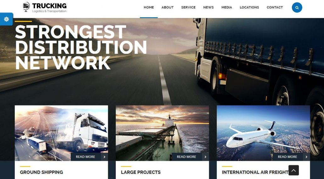 trucking-logistics-wordpress-theme