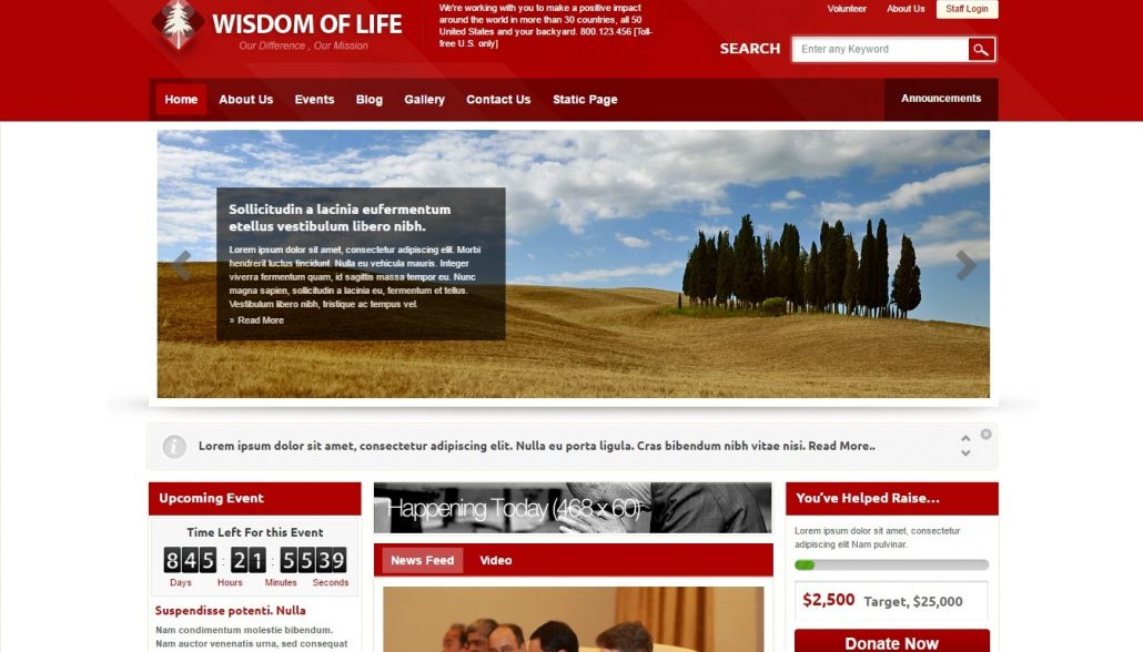 wisdom-of-life-charity-wordpress-theme