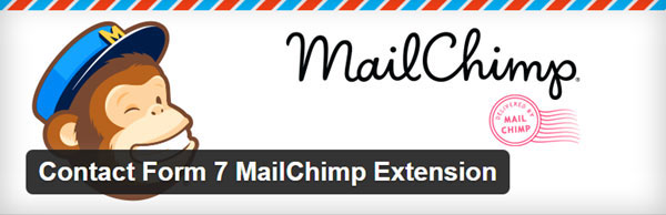 mailchimp contact form 7 add on