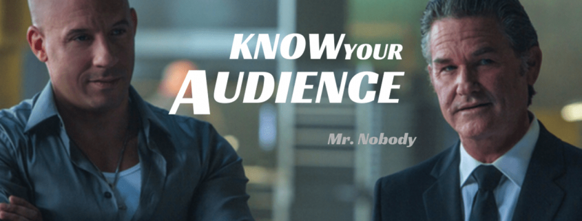 Rule 6 know your audience startups online business