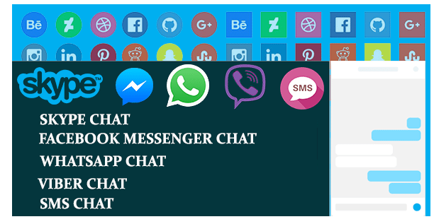 Social Tabs Live Chat For WordPress
