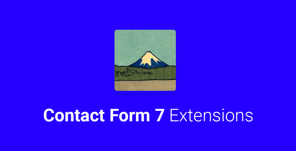 7 Best Contact Form 7 Extensions for WordPress in 2018