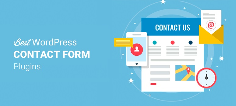 Best Free Contact Form WordPress 2019 7 Vital and Free WordPress Contact Form Plugins in 2019
