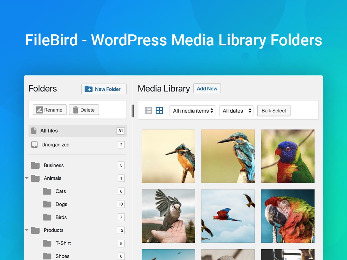 8 Best WordPress Media Library Management Plugins in 2019