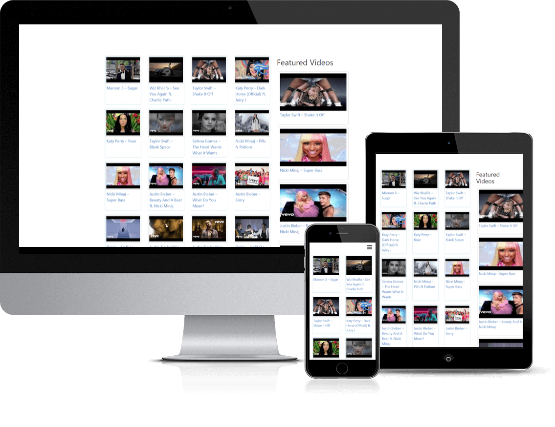 YouTube Showcase – Video Gallery Free WordPress Plugin