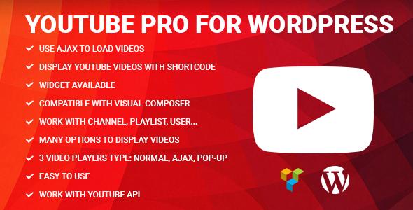Top 7 Best WordPress YouTube Plugins for your website 2019