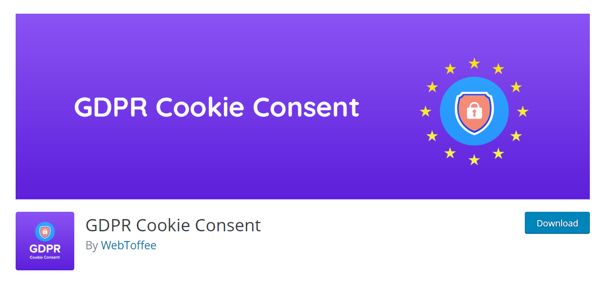 gpdr cookie consent