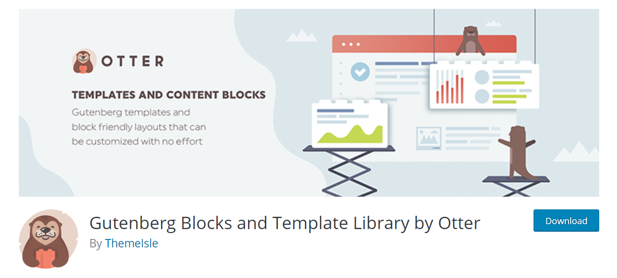 Otter Blocks and Template Library