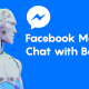 Facebook Messenger Chat with Bot Ninja Team plugin