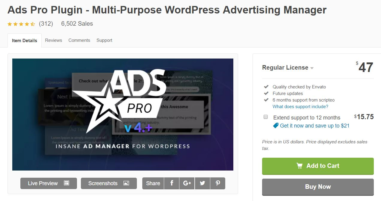 Best WordPress Advertising Plugins to Boost Revenues
