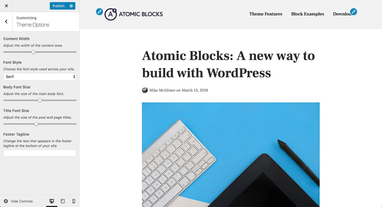 atomic blocks plugin