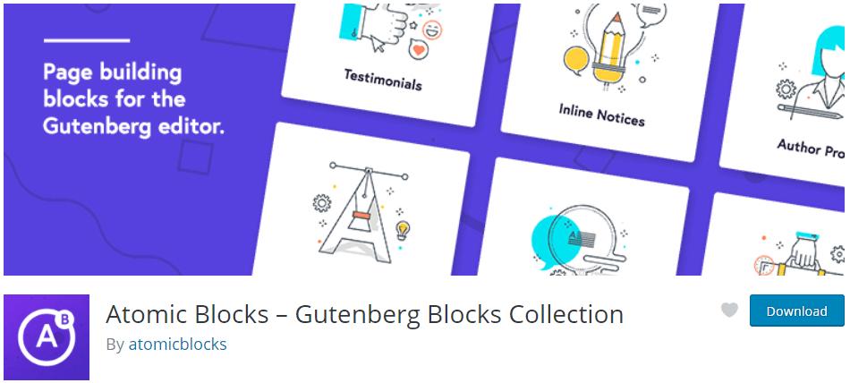 Atomic Blocks Plugin