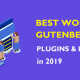 best gutenberg wordpress plugins