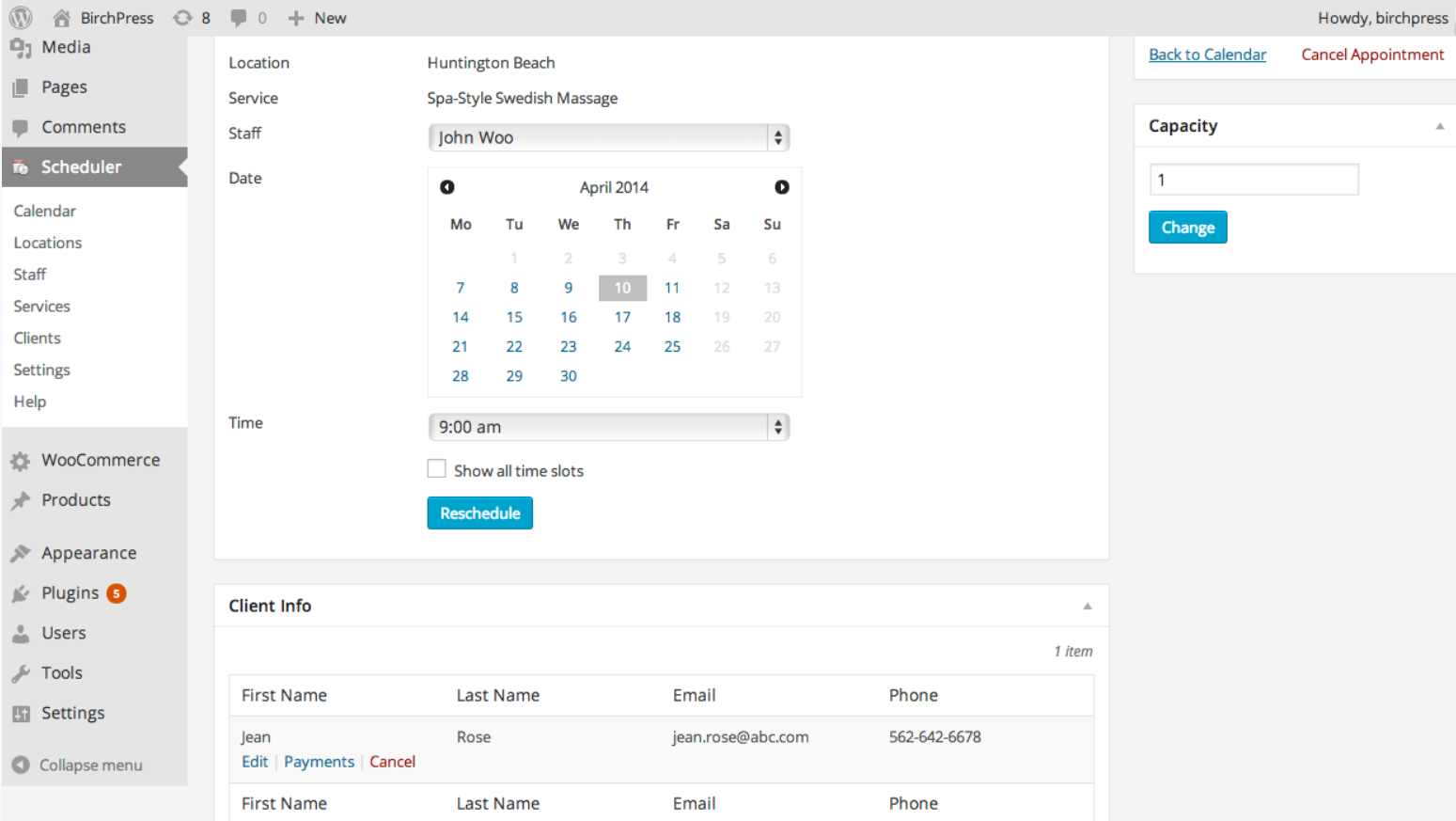 8 Essential WordPress Booking Appointments for Your Websites