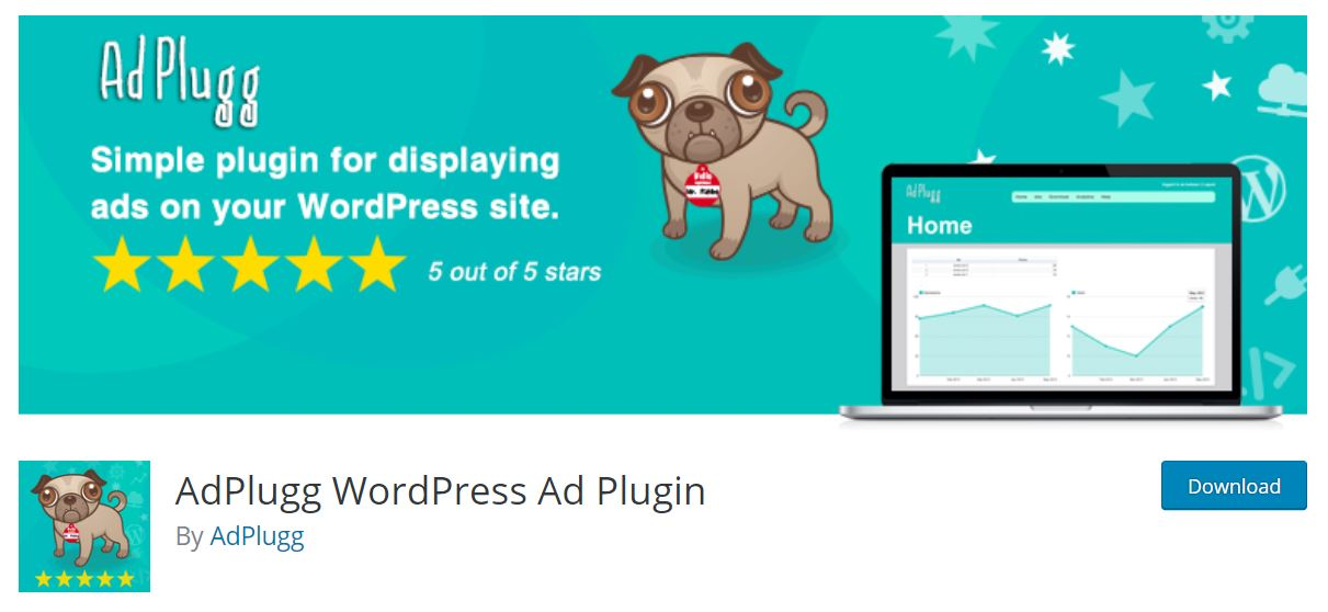 adplugg wordpress ad