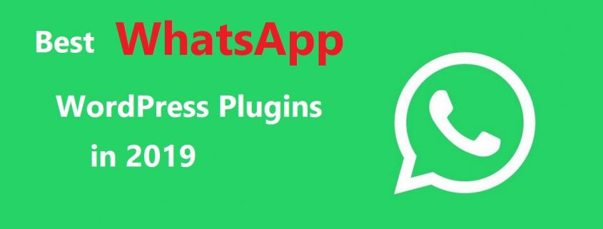 whatsapp wordpress plugins