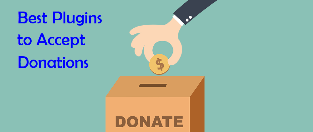 donation plugins with wordpress