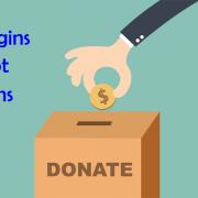 donation plugins with wordpress