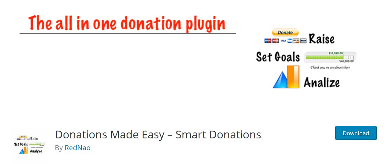 smart donations