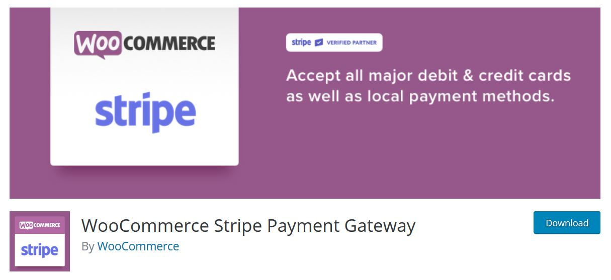 woocommerce stripe payment