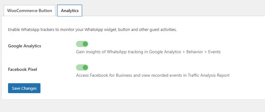 NinjaTeam WP WhatsApp Analytics