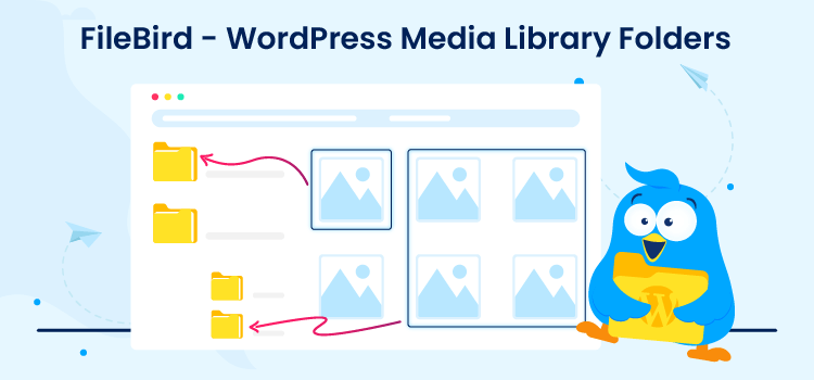 FileBird media folders for WordPress