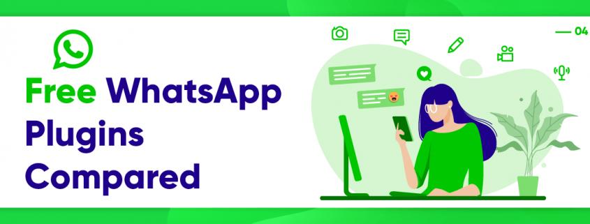 Top 4 Free WhatsApp plugins