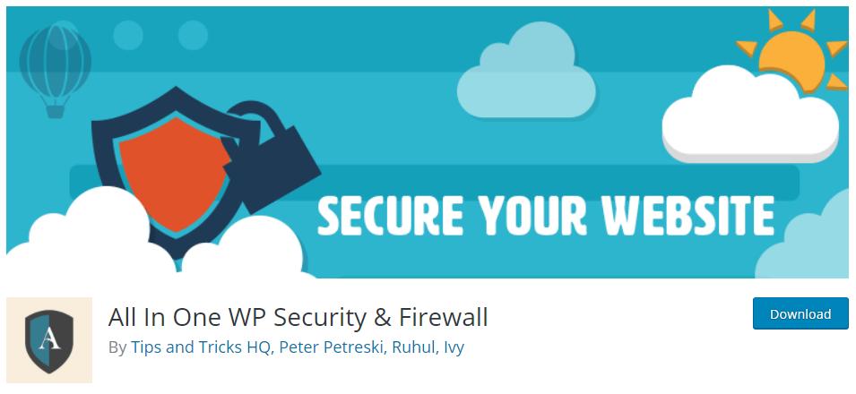 all-in-one-wordpress-security-plugin