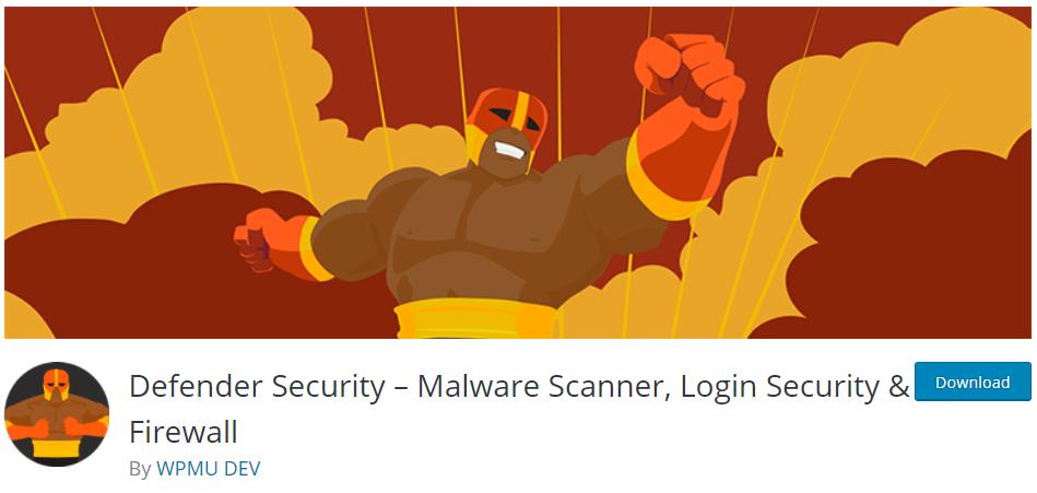 WordPress security plugins by WPMU DEV