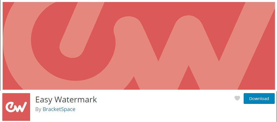 Easy Watermark
