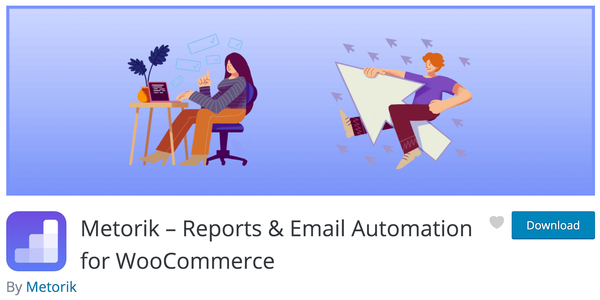 Metorik – Reports & Email Automation for WooCommerce