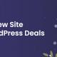 Happy New Site with WordPress Deals