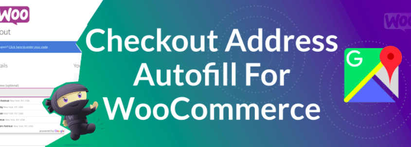 Checkout Address Autofill plugin for WooCommerce