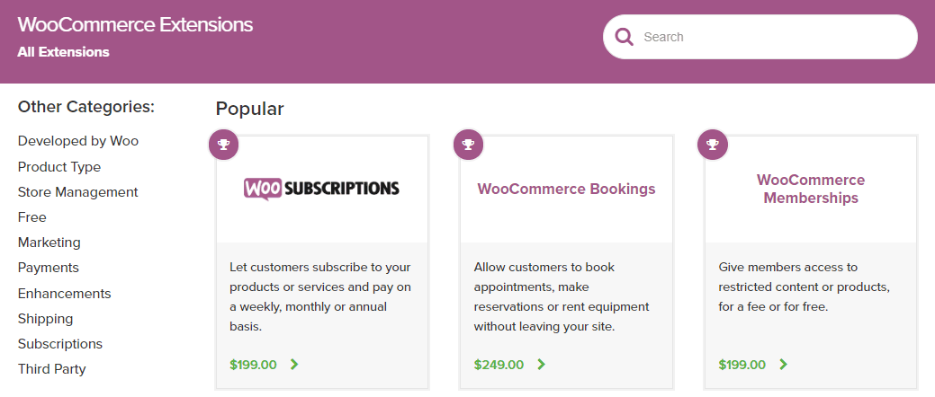 optimize website using WooCommerce plugins