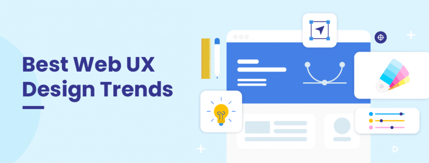 Best Web UX Design Trends