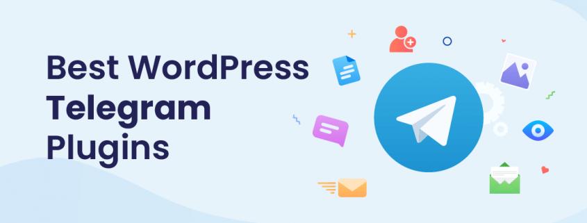 Best WordPress Telegram Plugins