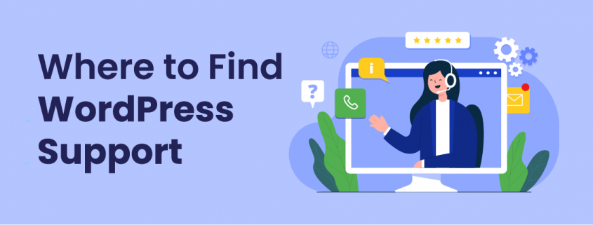 Where to find WordPress Help